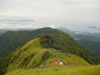 Bataan Philippine - Mt. Tarak Ridge