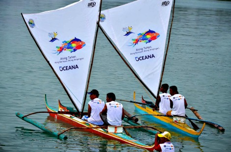 Bigiw-Bugsay Race Revives Traditional Sailing Culture of Tañon Strait