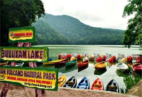 Bulusan Volcano Park - Sorsogon Province