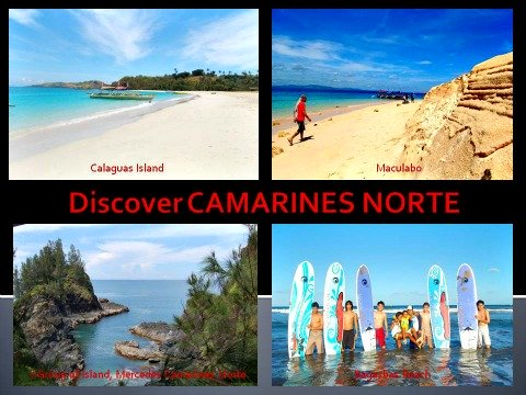 Camarines Norte is Full of Surprises