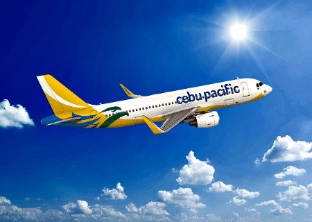 Cebu Pacific Promo - Cebu Flights- Cebu Pacific Logo