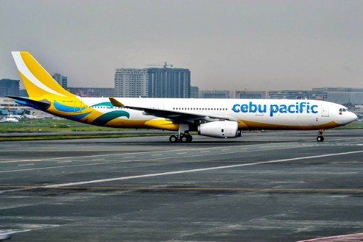Cebu Pacific Receives new A330-300 Aircraft in Time for the Holiday Peak