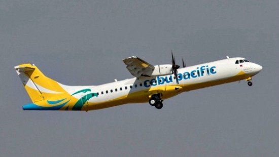 Cebu Pacific Takes Delivery of Another ATR 72-600 High Capacity Aircraft
