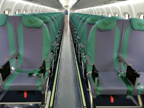 Cebu Pacific Flies With the World's Lightest Aircraft Seat