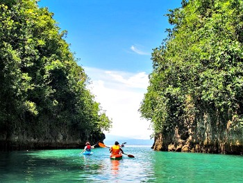 Cebu Ecotourism Site Hopes to Replicate Success in Other Villages