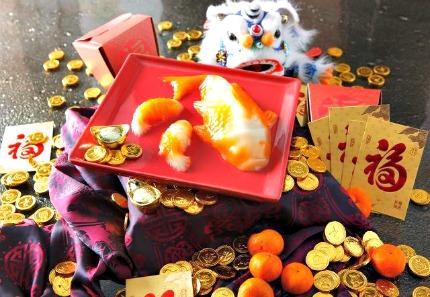 Hotel in Manila Celebrates Chinese New Year 2014