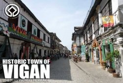 Cities in the Philippines - Vigan