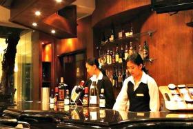 Clark Airbase Philippines - Yats Restaurant & Wine Bar