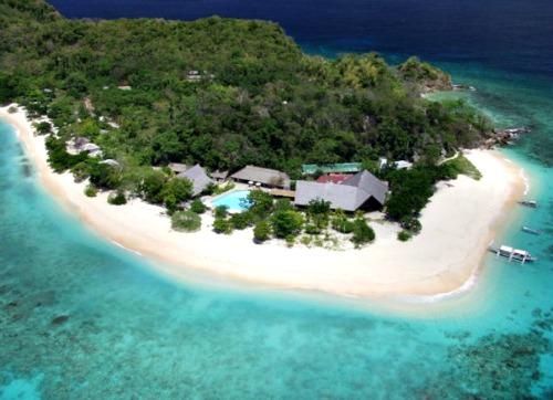 Club Paradise, Coron, Palawan, Philippines