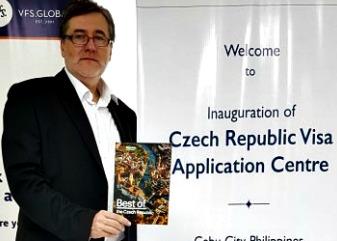 Czech Republic Opens Cebu Visa Center