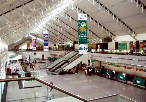 Davao International Airport - Francisco Bangoy International Airport