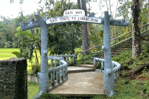 Dipolog Philippines - Linabo Peak