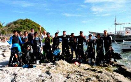 Dive Tourism Creates Jobs in Negros Oriental