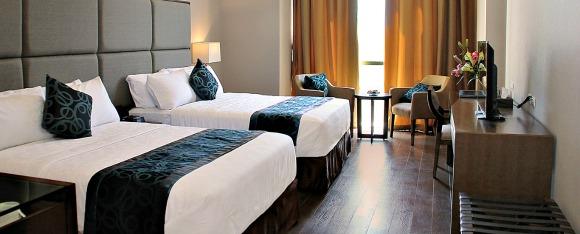 A Secial Treat at Golden Phoenix Hotel Manila