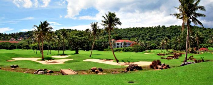Fairways and Bluewater Golf Resort, Boracay, Philippines