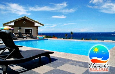 Hannah's Beach Resort and Convention Center, Pagudpud, Ilocos Norte, Philippines