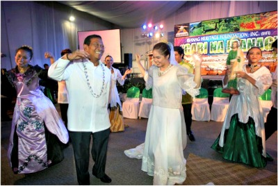 Aeta Courtship and Wedding the Ibanag way