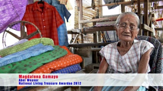 Ilocana Master Weaver Eager to Transfer Skills to Young Generation