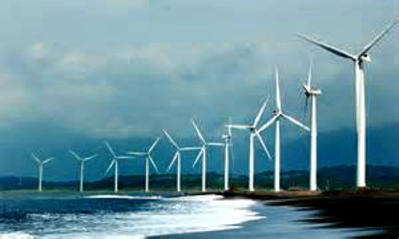 Ilocos Norte Windmills