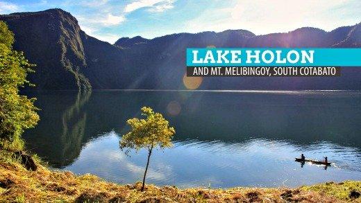 Lake Holon, Mt. Melebingoy, South Cotabato