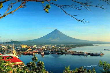 Legazpi Int'l Cruise Terminal Takes Shape