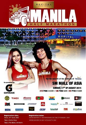 Sofitel Manila Revives the Manila Half Marathon