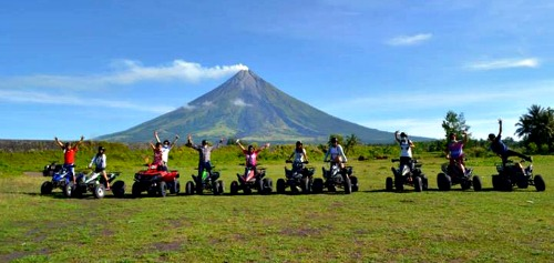 Mayon Farmers Earn Extra Income From Tourism