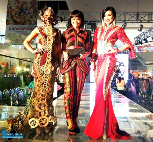 Mindanaoan Clothing Designs Showcased in Country's Ecotourism Pageant