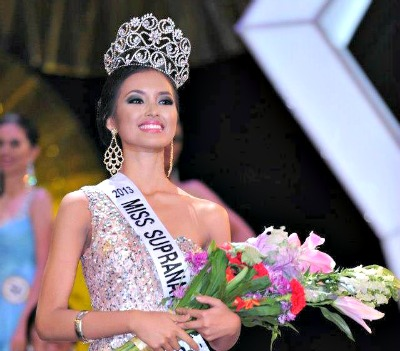 Mutya Datul, Miss Supranational