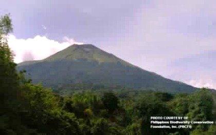 Mt. Kanlaon, Negros Occidental, Philippines
