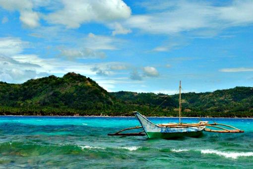 Nogas Island, Antique Province, Philippines