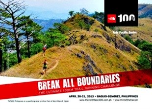 15 Nations Expected to Join North Face 100 Ultra Trail Marathon 2013 in Benguet