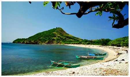 Palaui Island, Philippines in CNN's Top 10 Best Beaches in the World