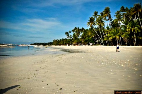 Bohol Eyes Beach Soccer to Give Tourism a New Kick