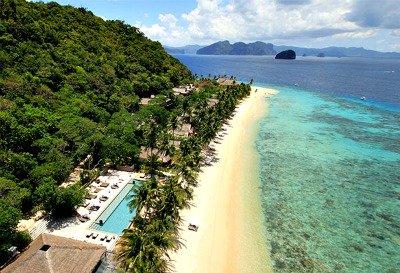 El-Nido Resort, Pangulasian Island