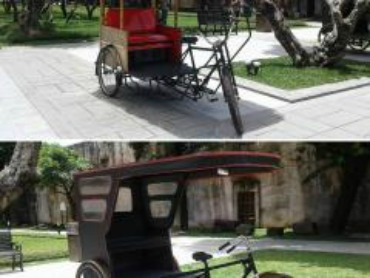 Intramuros Pedicabs
