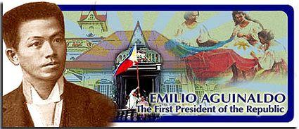 Philippine Presidents - Emilio F. Aguinaldo