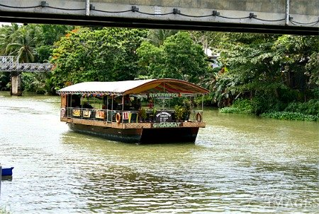 Loboc, Bohol Relaunches Floating Restaurants
