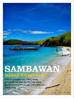 Sambawan Island: Biliran's Tourism Gem