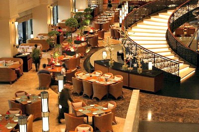 Best Restaurants in Manila - Spiral, Sofitel Manila