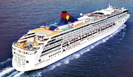 Superstar Virgo Cruise Ship