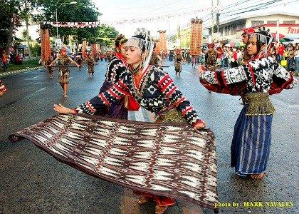 T'nalak Festival T'boli