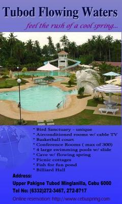 Cebu Resort at TUBOD