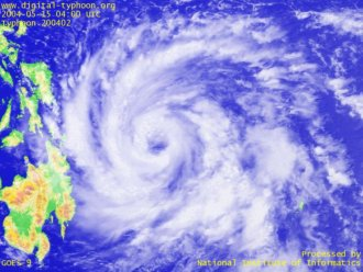 Typhoons - Tropical Storm - Philippines