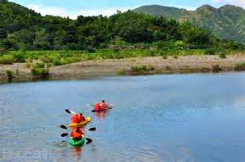 Water Sports Tourism Activities Roll in Ilocos Norte Dam