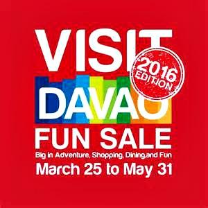 Visit Davao Fun Sale Until May 31