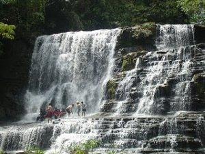 Waterfall Near Zamboanga City