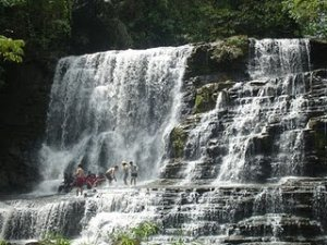 Waterfall Near Zamboanga City